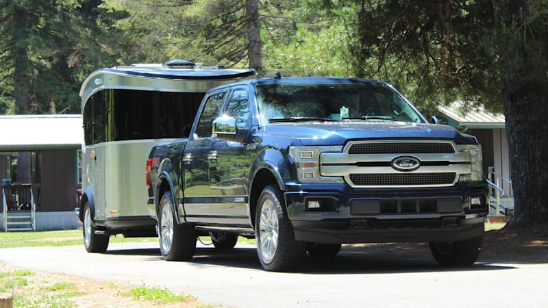Airstream Basecamp and Ford F-150 Power Stroke Review