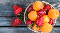 Deux tiers des Français pas satisfaits par les fraises et abricots de leur
