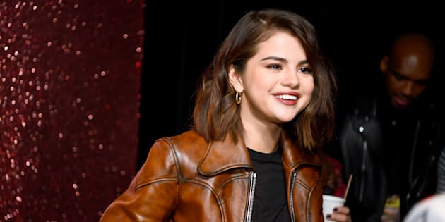Selena Gomez attends Coach Spring 2019 fashion show during New York Fashion Week on Sept. 12, 2017 in New York City.
