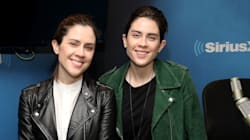 The Bold Way Tegan And Sara Are Supporting LGTBQ Women And