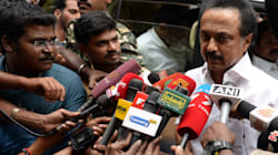 MK Stalin Elected President Of