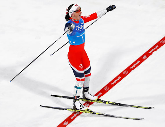 Skier becomes most decorated Winter Olympian ever