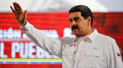 """Maduro anuncia """"cierre total y por tiempo indefinido"""" de la frontera con"""