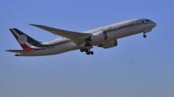 Avión presidencial permanecerá en California hasta su