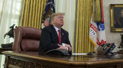 «Shutdown»: Trump persiste et