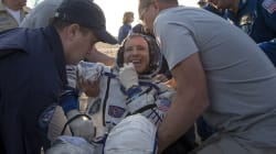 NASA Champion Peggy Whitson Returns To Earth After A Record-Breaking 665 Days In