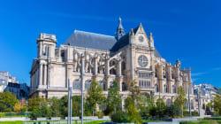 Un homme arrêté après avoir escaladé une église parisienne avec une harpe et un