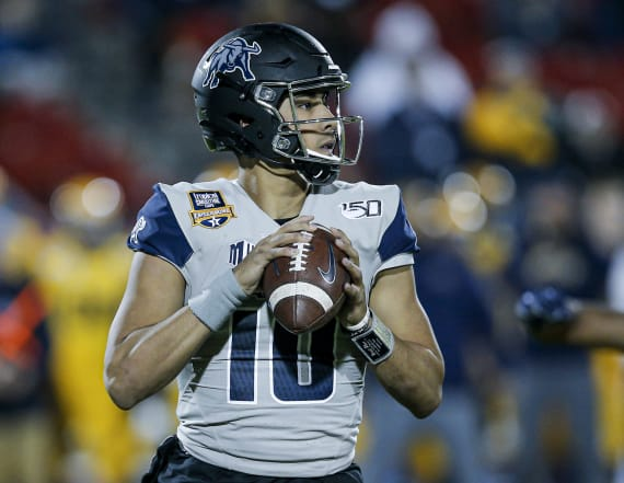 NFL prospect embraces Patrick Mahomes comparisons