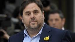 L'ex vice-président catalan tweete depuis sa prison (mais son message n'a rien de