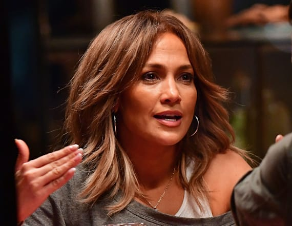 Jennifer Lopez's exes share selfie together