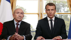 Macron veut durcir les procédures d'expulsion des déboutés du droit