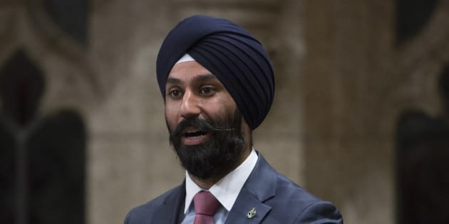 """Liberal MP Raj Grewal said he was stepping down for """"personal and medical"""" reasons."""