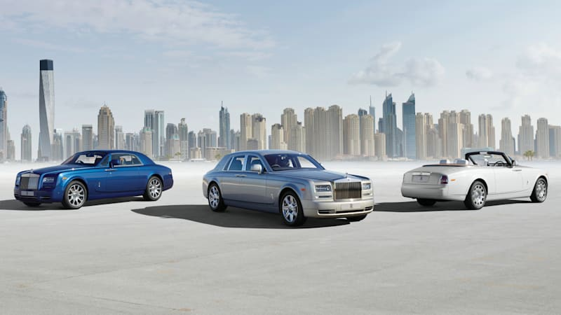 Rolls-Royce to decide on SUV by year's end