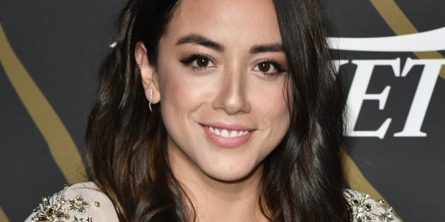 Chloe Bennet attends Variety's Power Of Young Hollywood on August 8, 2017 in Los Angeles, California. (Frazer Harrison/Getty Images)