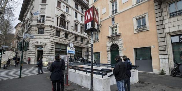 Metro Roma, chiuse tre fermate in centro a due settimane da