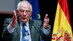 Borrell, increpado por un CDR huido en Bélgica: