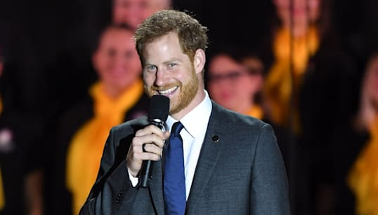 Prince Harry Gushes About Meghan Markle And Their Future