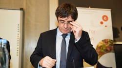La justice suspend l'investiture de Puigdemont comme président de