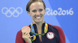 Olympian Dana Vollmer Makes A Perfect Case For Morning