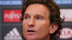 James Hird To Present Prestigious Medal, And AFL Fans Are NOT