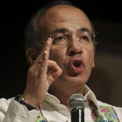 Felipe Calderón, el rey del pleito