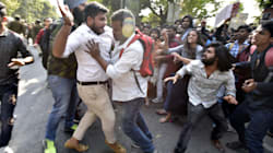 MoS For Home Affairs, Hansraj Ahir, Blames 'Foreign Hand' For Ramjas College