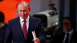 Putin Will Undoubtedly Win Re-Election. But He Has Plenty To Be Nervous