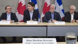 Trudeau se soumettra-t-il au chantage de Donald