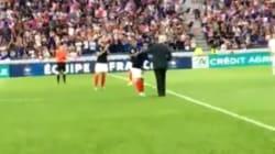 Même Antoine Griezmann s'incline devant Aimé Jacquet avant France -