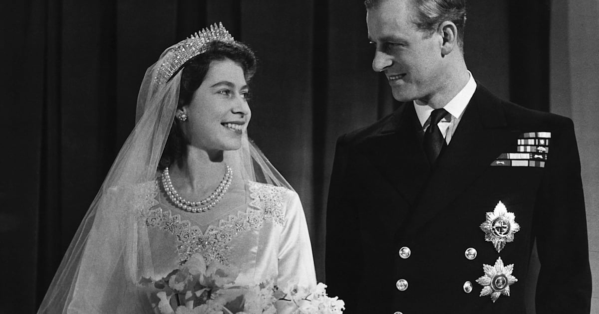 This Is What Queen Elizabeth And Prince Philip\'s Wedding Looked Like