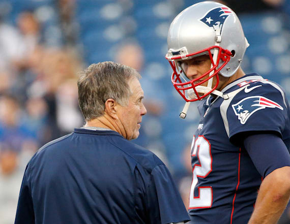 Feud brewing between Belichick, Brady's fitness guru