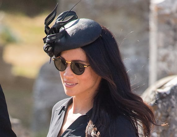 Get Meghan Markle's favorite sunglasses for less