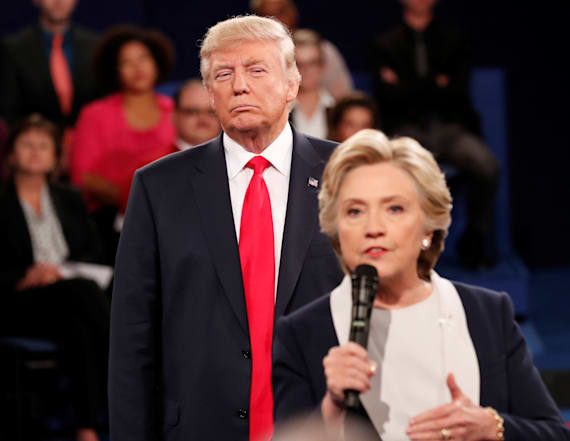 Clinton reveals moment she knew Trump was 'for real'
