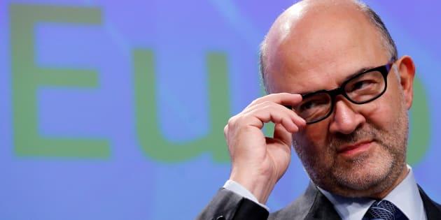 Moscovici visé par l'un des paquets suspects interceptés à Athènes