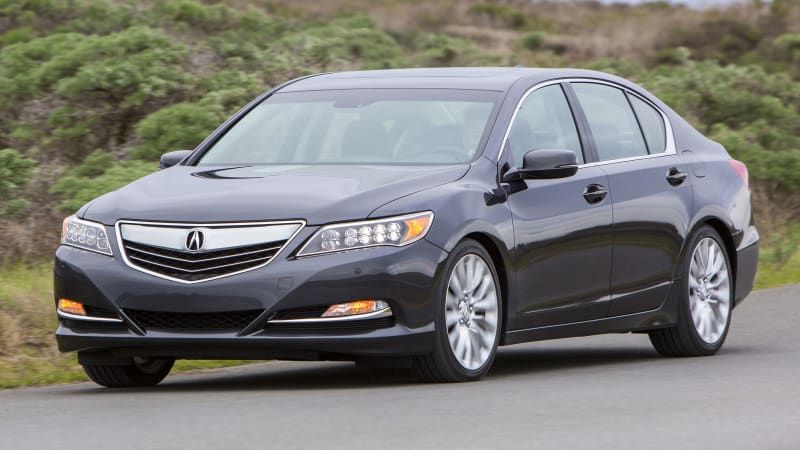 acura rlx gets chassis upgrades acurawatch for 2016 autoblog. Black Bedroom Furniture Sets. Home Design Ideas