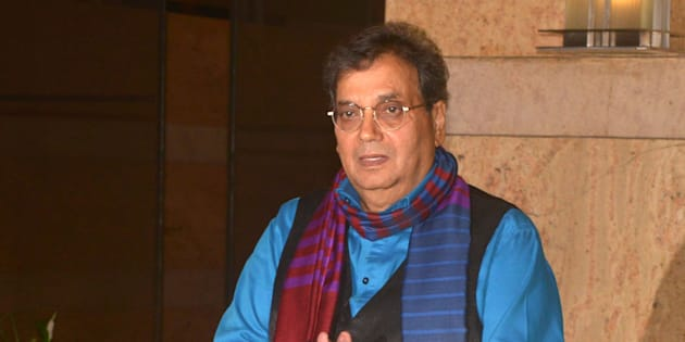 Subhash Ghai in a file photo.