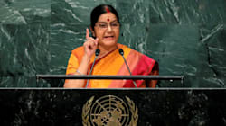 India Will Become A Permanent Member Of UN Security Council, Sushma Swaraj Tells Rajya