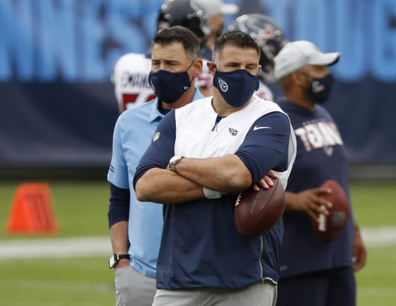 Titans coach pulls off genius move to save time