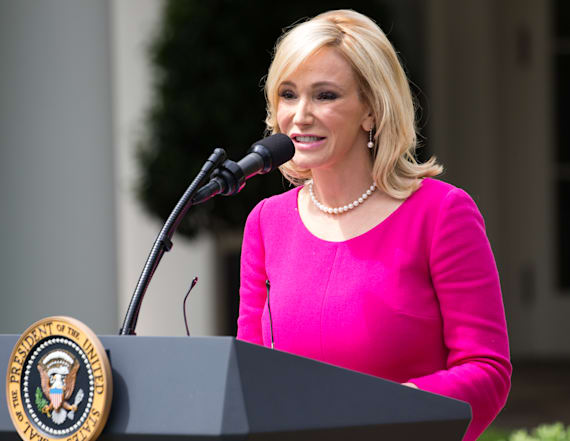 Trump's spiritual adviser says he was chosen by God