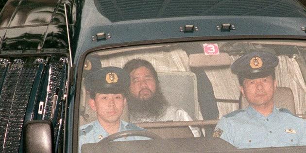 Japon: l'ex-gourou de la secte Aum et 6 autres de ses membres ont été exécutés.