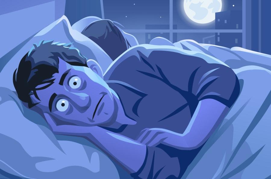 ¿Qué tan seguido despiertas a mitad de la noche? Te explicamos cómo está afectando a tu descanso.