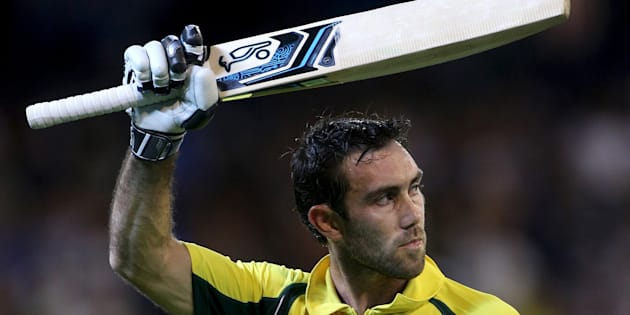 Australian all-rounder Glen Maxwell is heading to India for the upcoming Test Series tour.