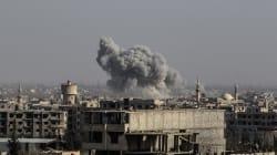18 cas de suffocation rapportés dans la Ghouta orientale, l'utilisation d'armes chimiques