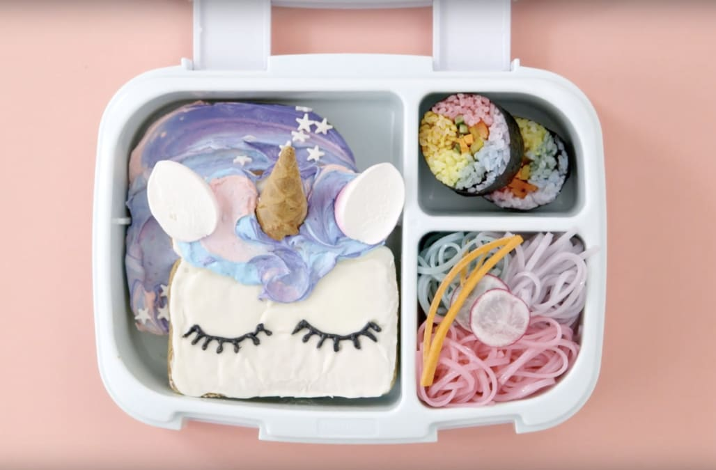 Add a little bit of magic to your kid's lunch with these