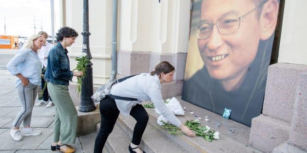 Les leçons de Liu Xiaobo, persécuté jusqu'après sa mort
