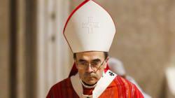 Un prêtre lance une pétition pour la démission du cardinal