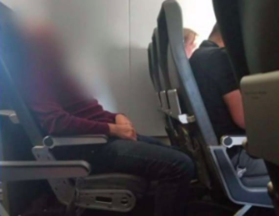 Passenger accused of groping women, peeing on seat