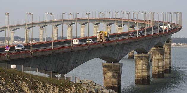 Le péage du pont de l'île de Ré a permis de financer l'ensemble des travaux.