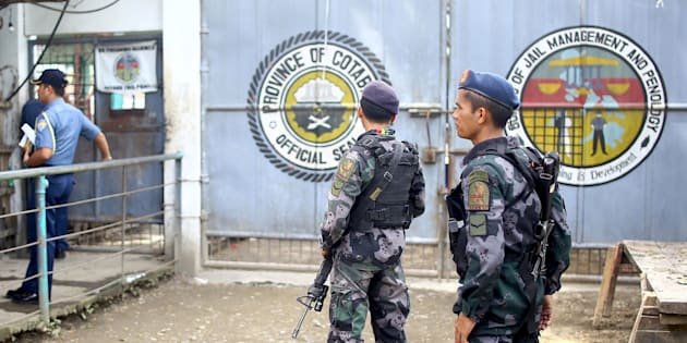 At least 158 inmates escaped from a jail in the southern Philippines on Wednesday when suspected Muslim rebels stormed the dilapidated facility.