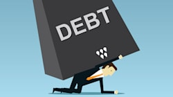 Nearly 1 In 4 Canadians Feel Crushed By Their Debts, Survey